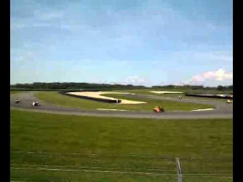 MichelinPowerCup 2011 Circuit De Bresse 600cc