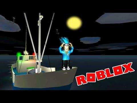 КАПИТАН КАКТУС | Приключение в ROBLOX в МОРЕ | Игровой летсплей от папы DAMON