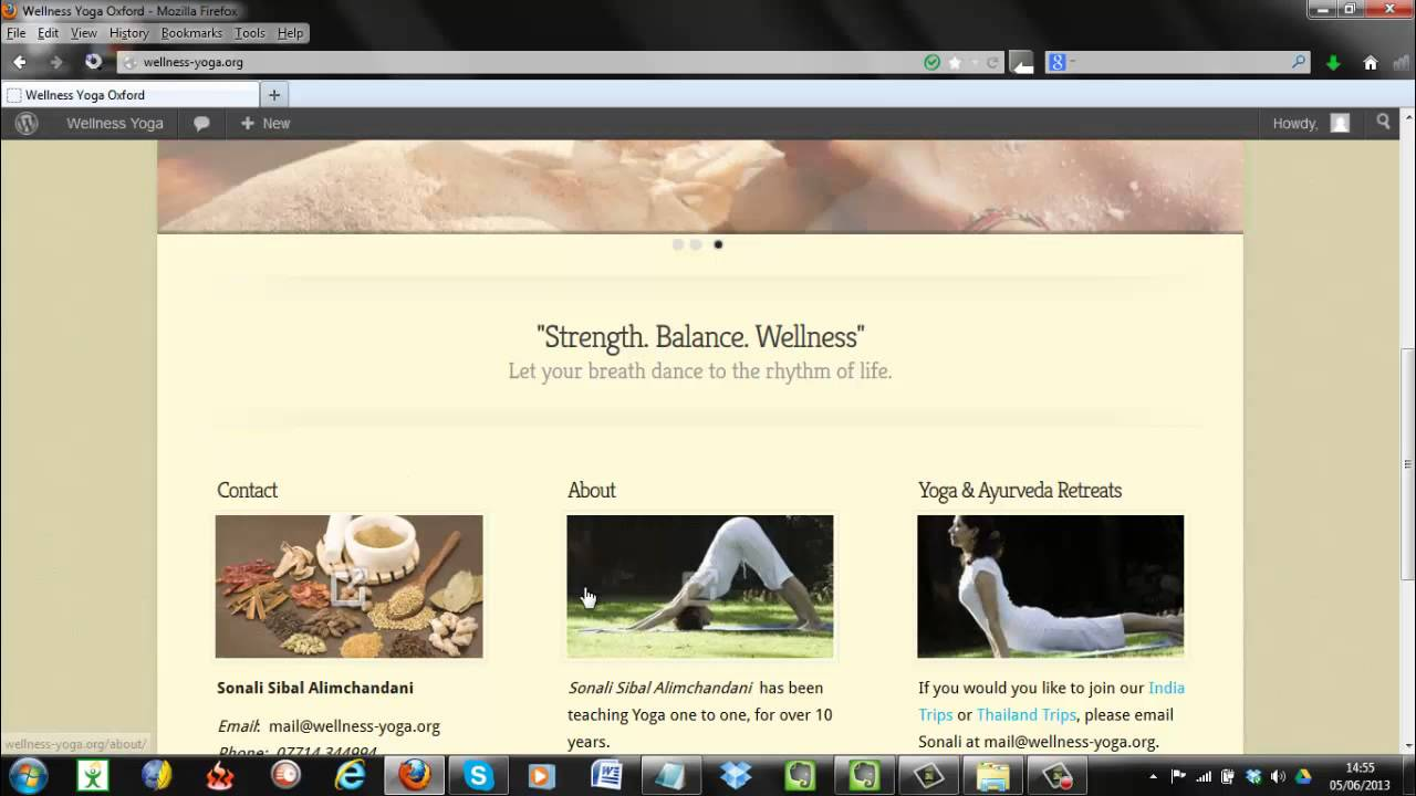 Yoga wordpress templates how to edit the chameleon theme content yoga wordpress templates how to edit the chameleon theme content areas pronofoot35fo Image collections