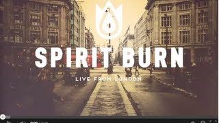 Spirit Burn - Live From London - Teaser (Vineyard Worship)