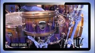 Odery Drums on Drum Talk TV!