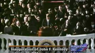 President Kennedy 1961 Inaugural Address