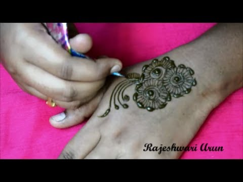 ramzan eid henna mehndi designs for hands 2017