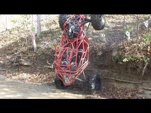 Tim Cameron at Dirty Turtle Offroad Park Makes Amazing Saves