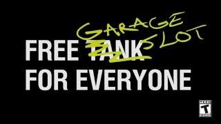World of Tanks PC - Free Garage Slot - Focus Fridays