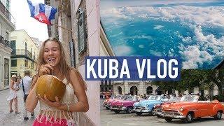FLUG IN DIE KARIBIK & KUBA TRAVEL VLOG🇨🇺😍🌴 / FMA MSC KREUZFAHRT