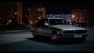 BMW e34 tds RESTORATION AND TUNING project