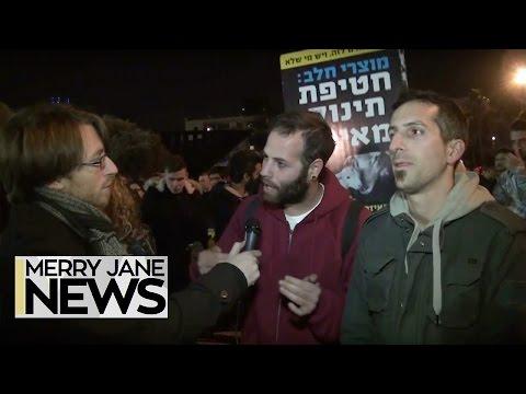 Israelis Rally for Weed in Tel Aviv | MERRY JANE News