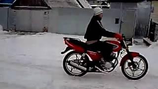 NF 150 / зима