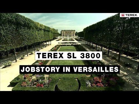 Terex SL 3800 Jobstory in Versailles