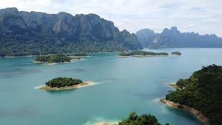 El paraíso de  Khao Sok. Tailandia