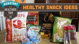 Healthy Snack Ideas - Mind Over Munch Kickstart Series