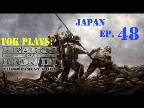 Tok plays HoI3 - Japan ep. 48 - Singapore