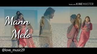 Mann Melo | sharato lagu | |malhar thakar | lyrics videos | |WHATSAPP STATUS |@love_music29
