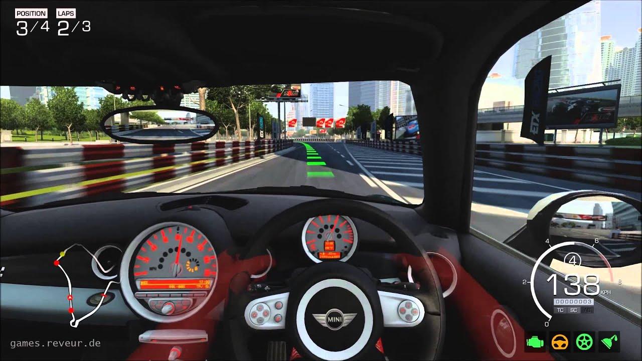 auto club revolution 2.0: closed alpha gameplay / shanghai / mini