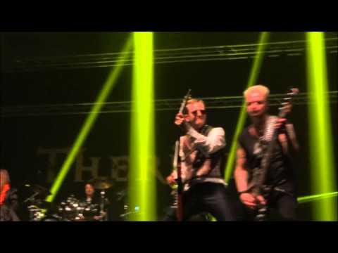 Therion - Wine Of Aluqah (Live - PPM Fest 2014 - Mons - Belgium)