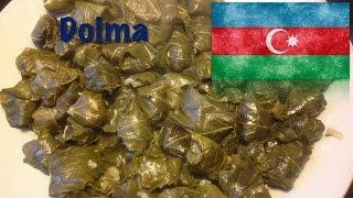 How to cook Dolma (The Azerbaijani dish)