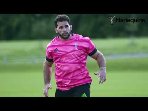 Argentina prop Santiago Garcia Botta on joining Harlequins