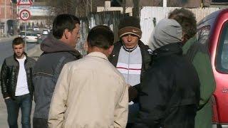 Bedingt aufnahmebereit: Flüchtlingswelle aus dem Kosovo