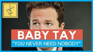 "Baby Tay - ""You Never Need Nobody"" at Burdock, Toronto"