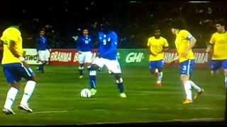 Brasile Italia 2 2 Balotelli