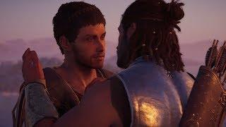 Assassin's Creed Odyssey Thaletas Romance (Alexios)