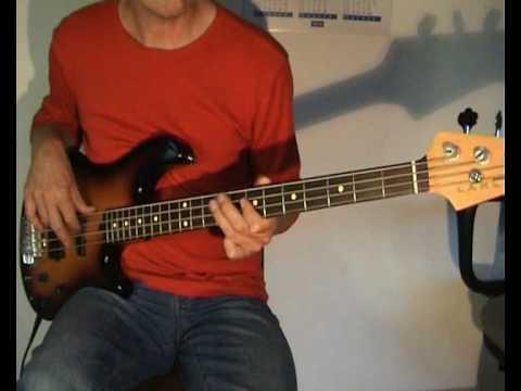Fontella Bass - Rescue Me - Bass Cover