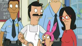 Bob's Burgers - Shut your mouth