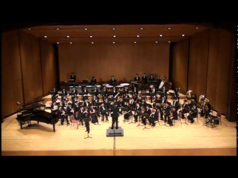 Stephen Bulla - Rhapsody for Flute and Band (played on piccolo)