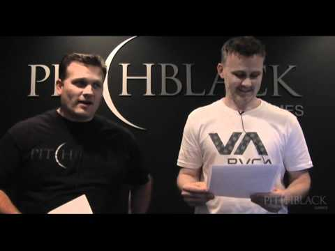 PrimeBFD: PitchBlack Games Developer Chat 10/14/2011