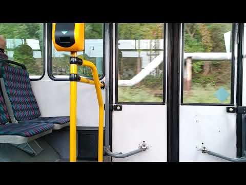 Jízda autobusem Karosa