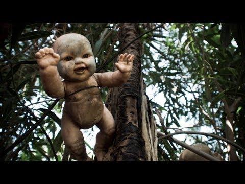 भयानक गुडियो का आइलैंड    Mexico island of dolls