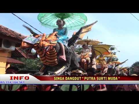 Singa Dangdut - PUTRA SURTI MUDA - Pisahan Bae ( Arya Production )