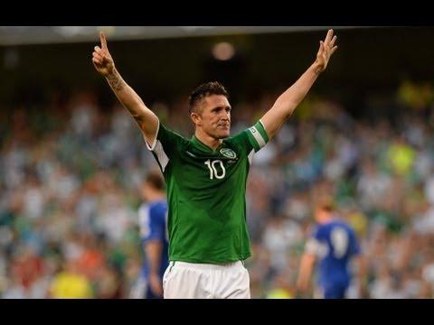 Robbie Keane - IRELAND GOALS | Tribute
