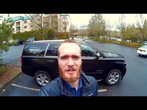 Rental Car Review Episode 1: 2016 Chevrolet Tahoe LTZ 4x4