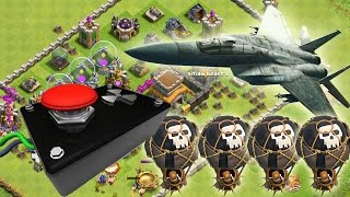 AIR FORCE OVERKILL! || CLASH OF CLANS || Let's Play CoC [Deutsch/German HD+]