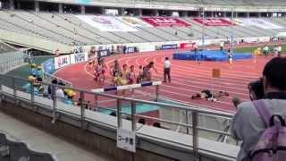 2013日本陸上競技選手権 男子3000mSC決勝 (Japan Championships in Athletics)