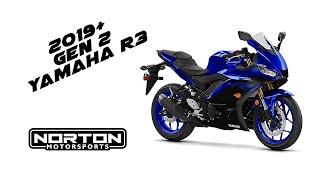 Norton Motorsport 2019 Yamaha R3 Intro
