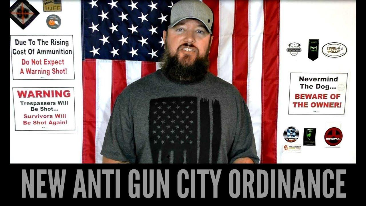 Los Angeles Anti Gun City Ordinance 10 round magazine restrictions and lock laws