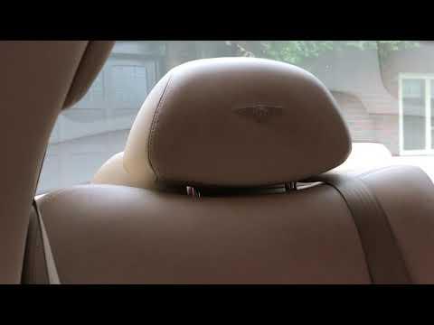 2000 Bentley Arnage Red Label - Interior Review