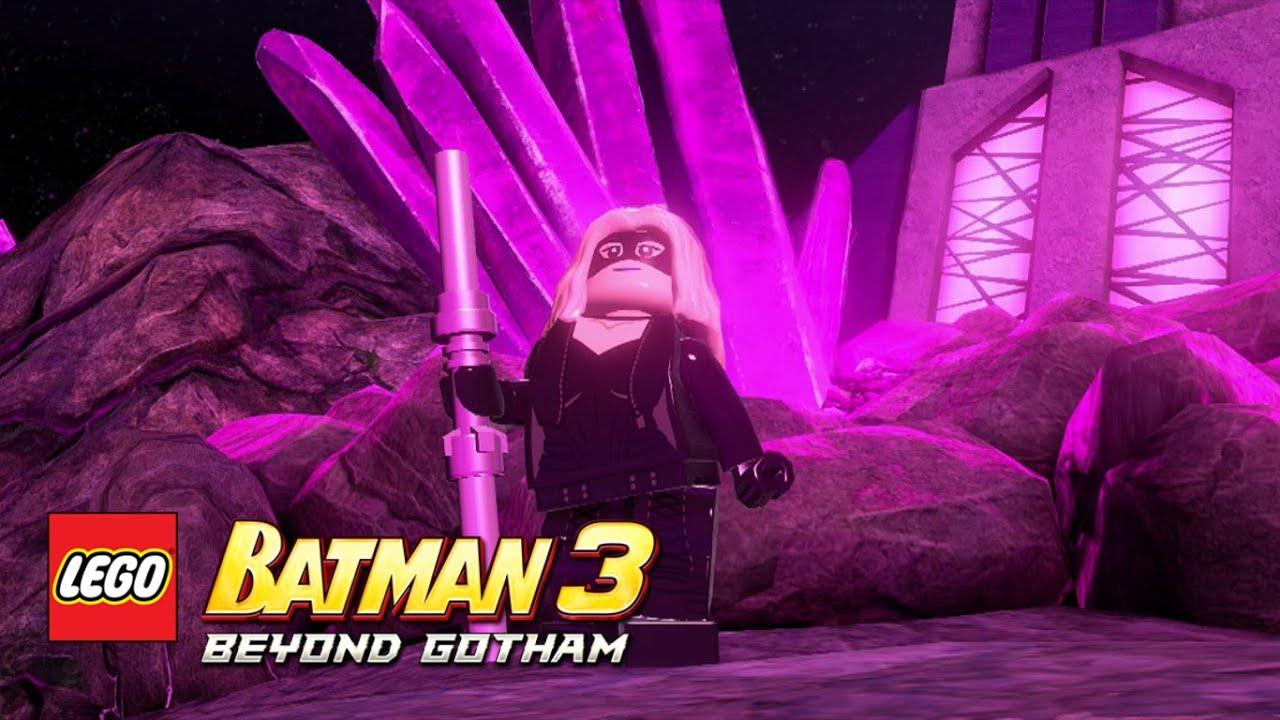 LEGO Batman 3: Beyond Gotham - Canary (Arrow) Zamaron free ...