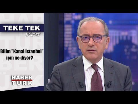 Teke Tek Bilim - 22 Aralık 2019 (Bilim 'Kanal İstanbul' için ne diyor?)
