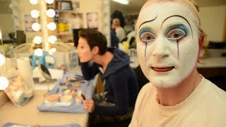 16x9 - Getting Into Cirque Du Soleil  Audition Documentary