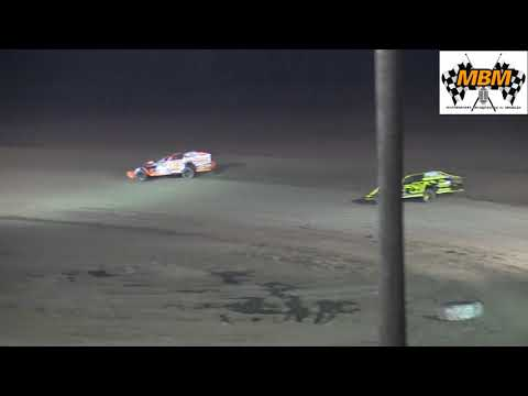 I-96 Speedway Fall Brawl Night One - IMCA Modified Heat One