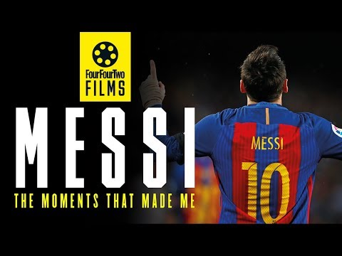 Lionel Messi documentary | The Moments that Made Me