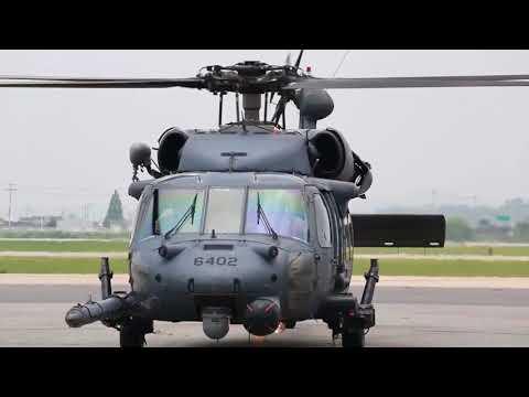 Exercise Pacific Thunder 16-2 CSAR prep