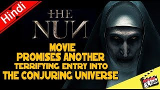 The NUN Terrifying Entry Into The Conjuring Universe [Explained In Hindi]