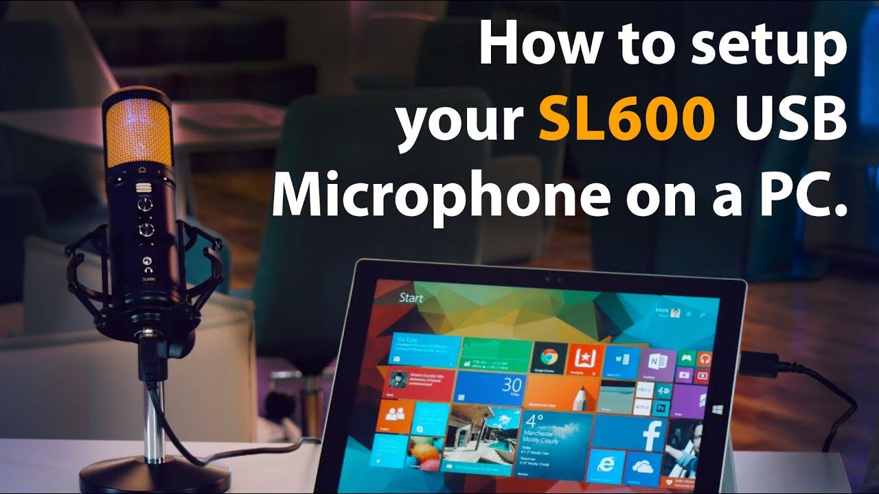 Editors Keys SL600 Mikrofon Komplett.no