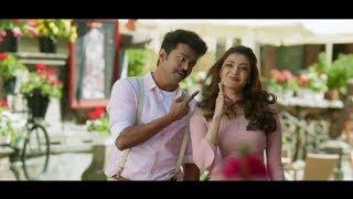 Macho video song hd 1080p mersal 4K images vijay/atlee/kajal/ar rahman