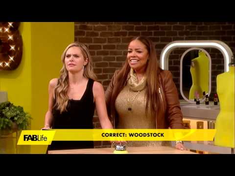 Maggie Lawson and Jane Lynch Play Name That Pet!